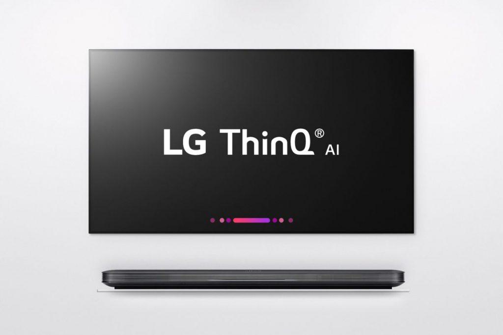 Los usuarios de las TVs webOS con ThinQ son las que se beneficiarán de ello