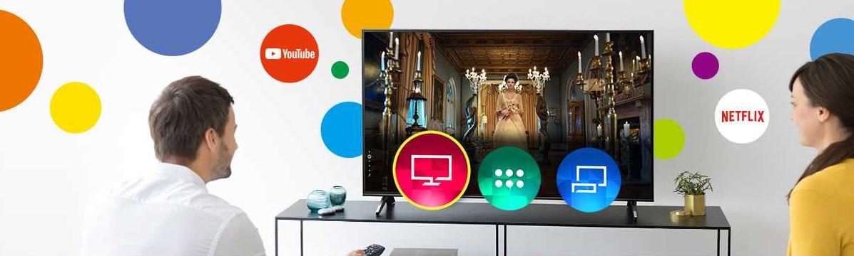 Panasonic TX-32FS403E, Smart TV