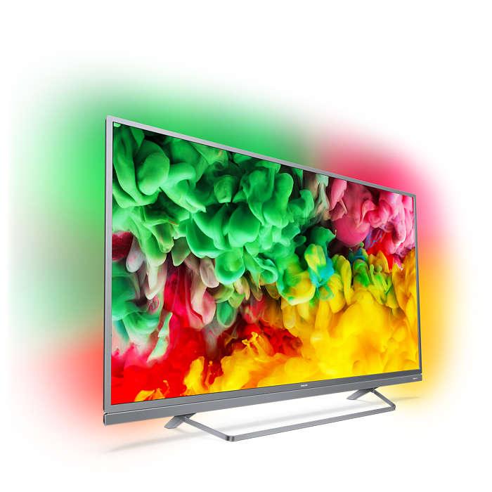 Este es el diseño del televisor