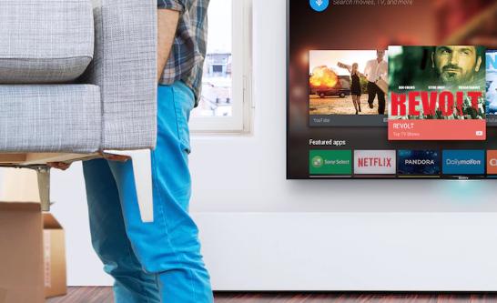 El televisor ofrece interminables opciones de entretenimiento