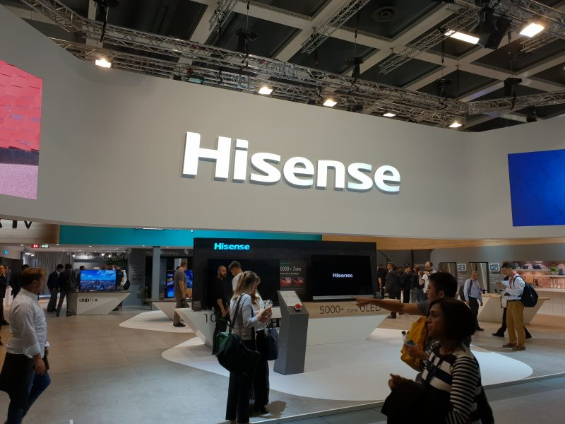 novedades de Hisense