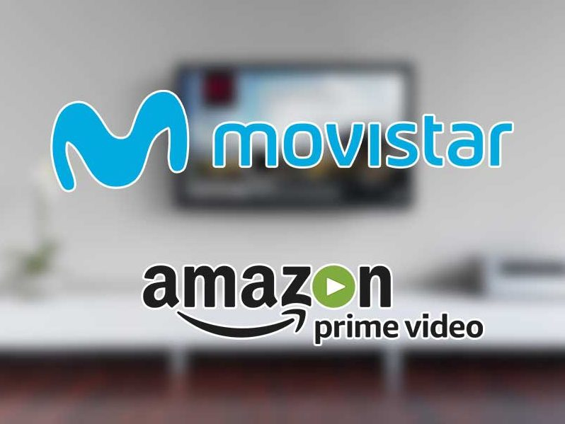 Amazon Prime Video en Telefónica muy pronto