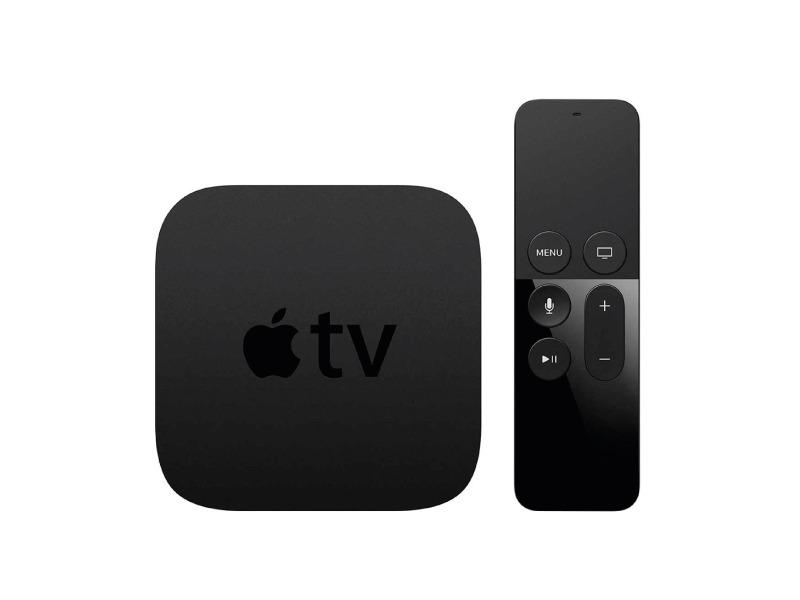 Apple TV con iOS 12