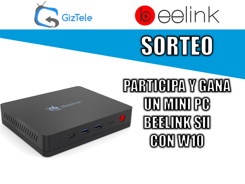 Sorteo Mini PC Beelink Giztele