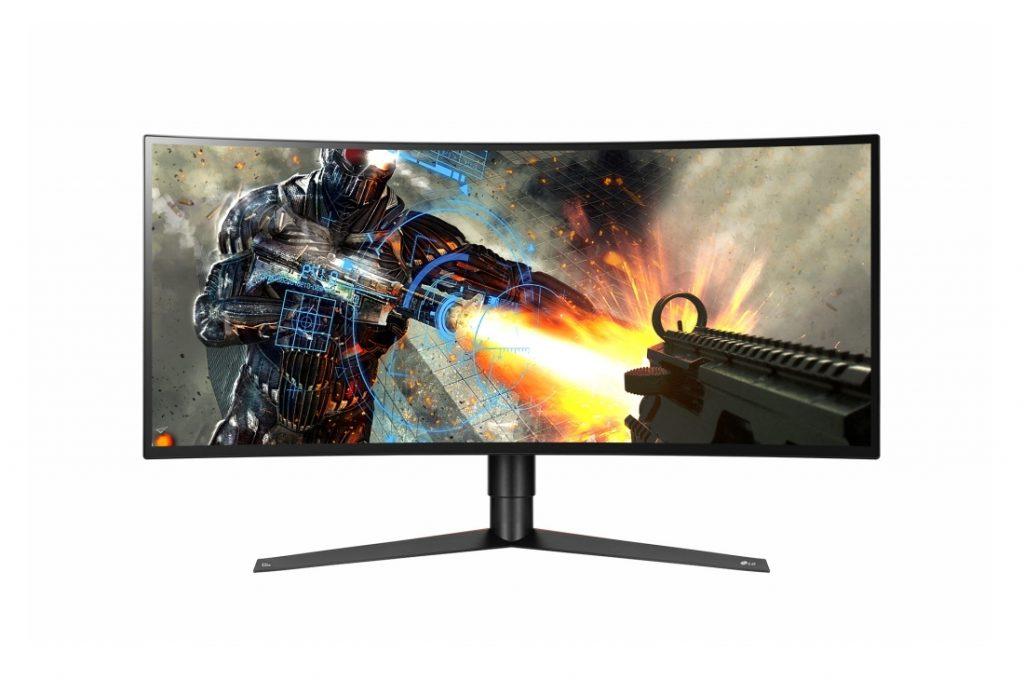 Así es este monitor ultradelgado de LG