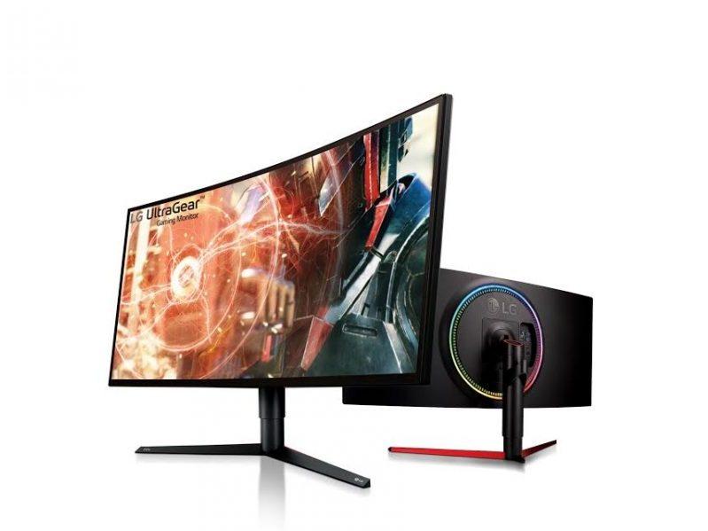monitor ultradelgado de LG