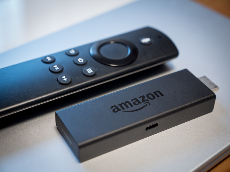 Fire TV Stick actualizado