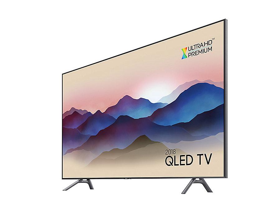 Disfrutamos, con el Samsung QE55Q8DNATXXC, de una calidad de imagen sensacional