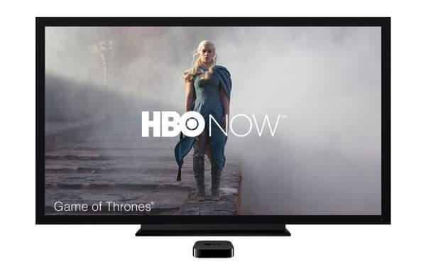 Con Apple TV puedes ver HBO en la tele