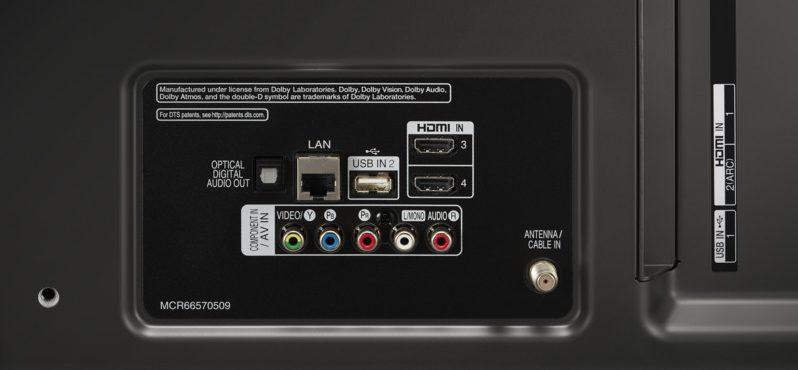 LG 65UK6750PLD