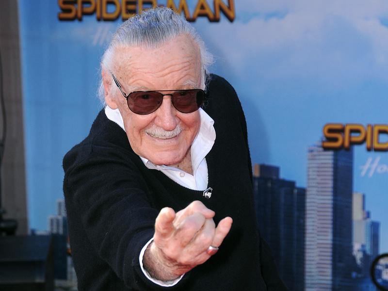 películas de superhéroes de Stan Lee
