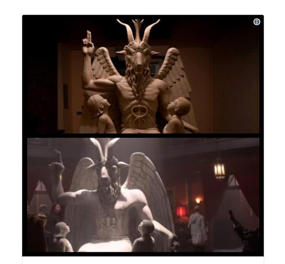 Esta es la comparativa entre esculturas