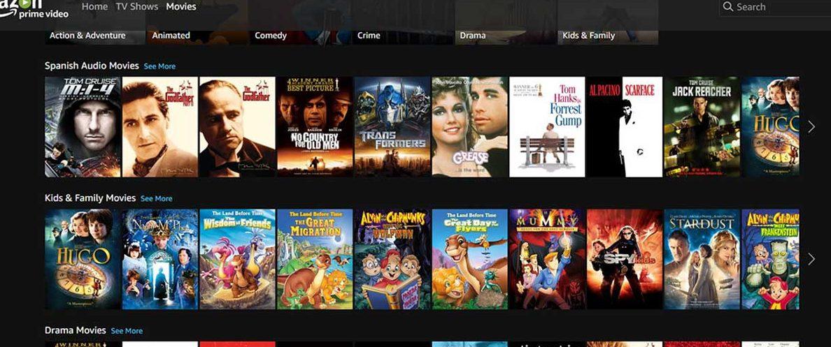 Todo el contenido de Amazon Prime Video en Orange muy pronto