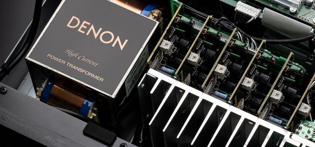 Denon AVC-X6500H, sonido