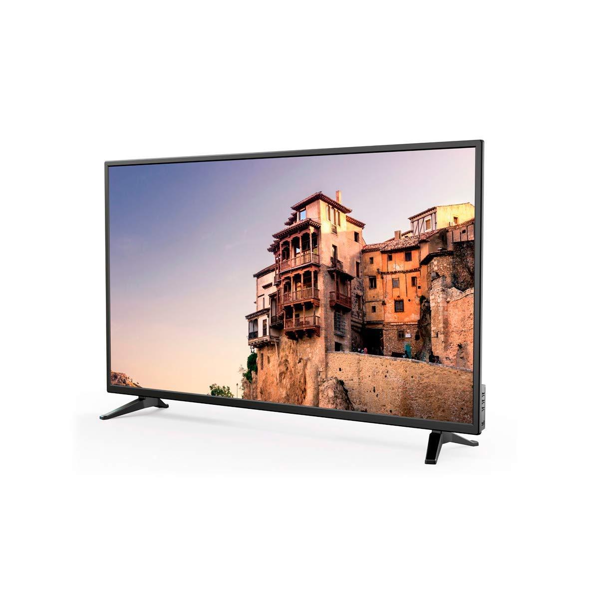 Este es el aspecto del televisor