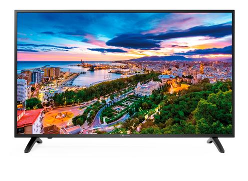 El televisor tiene una imagen convencional, con muy poco tratamiento