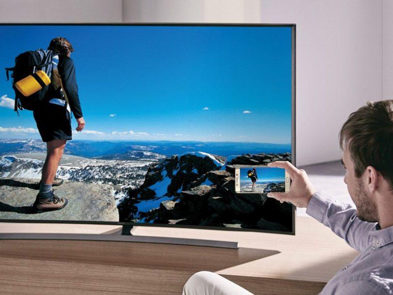 duplicar la pantalla del móvil en la tele