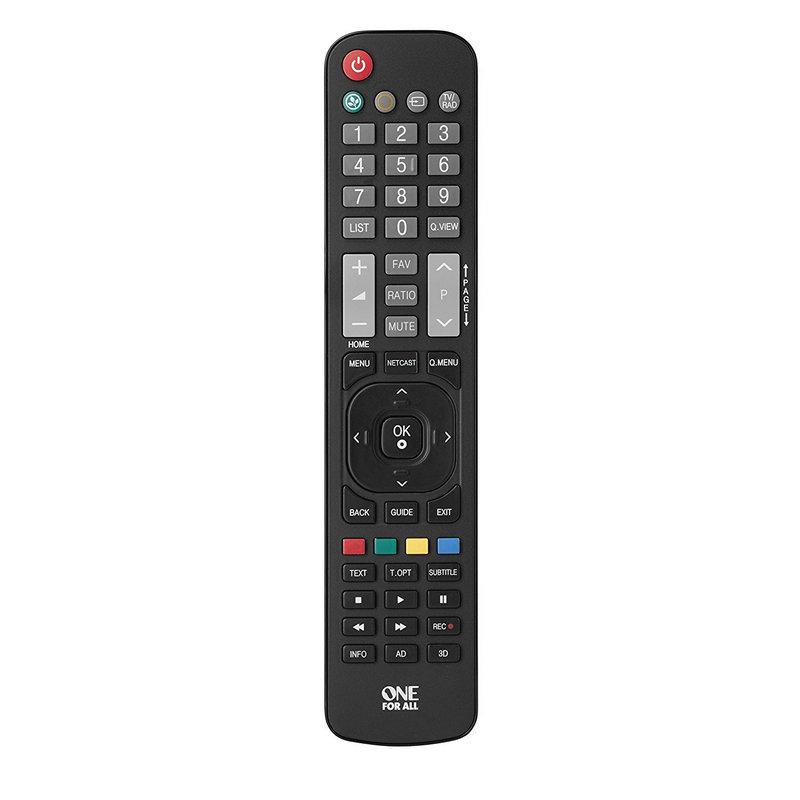 Mando universal para TV LG