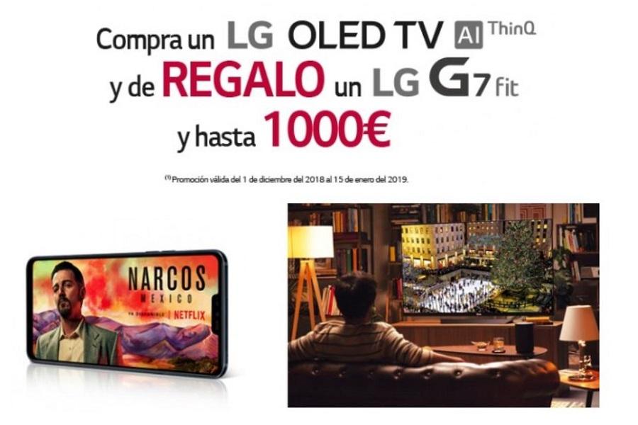 televisor OLED de LG