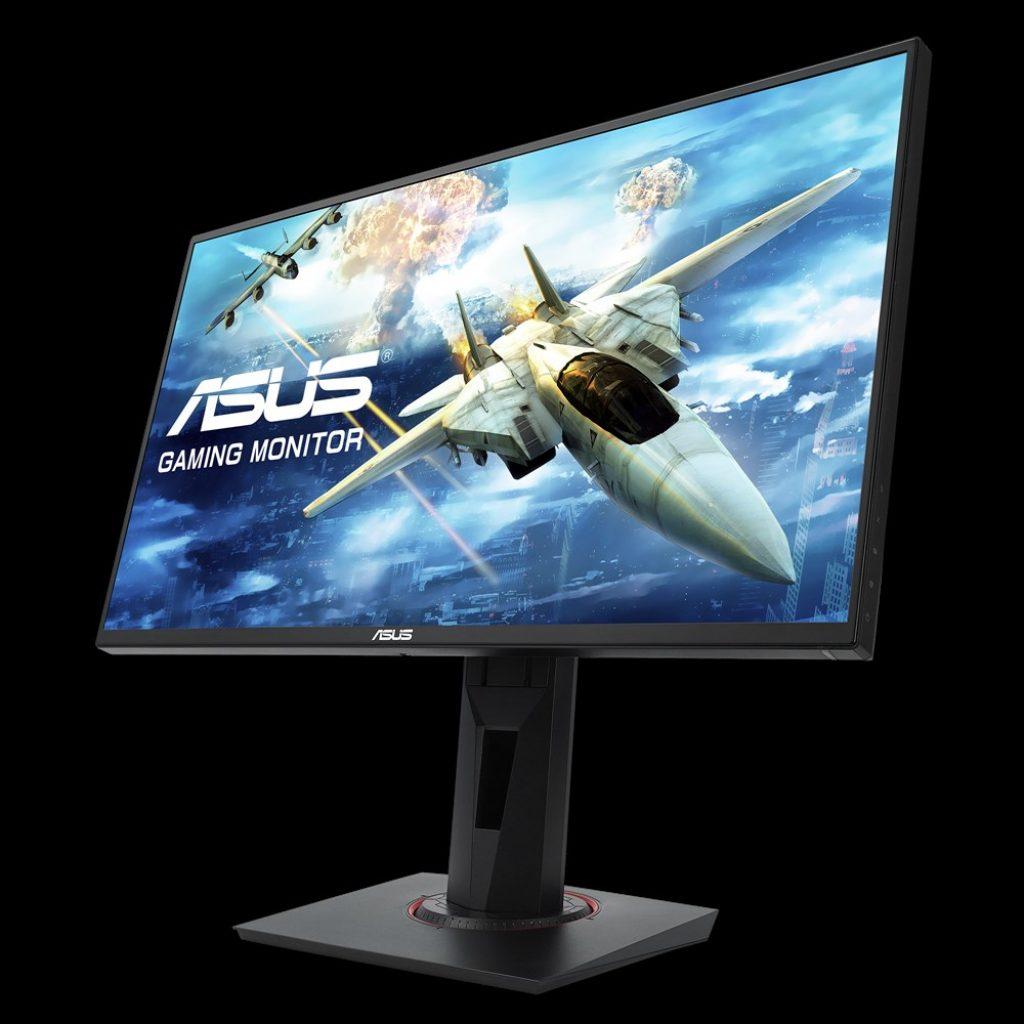 Asus VG258QR, funciones Gaming
