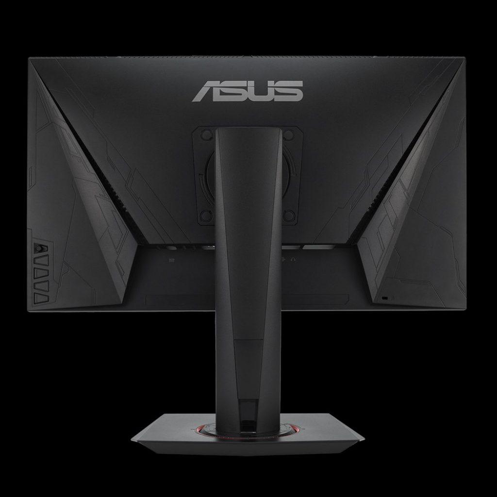 Asus VG258QR. ergonomía