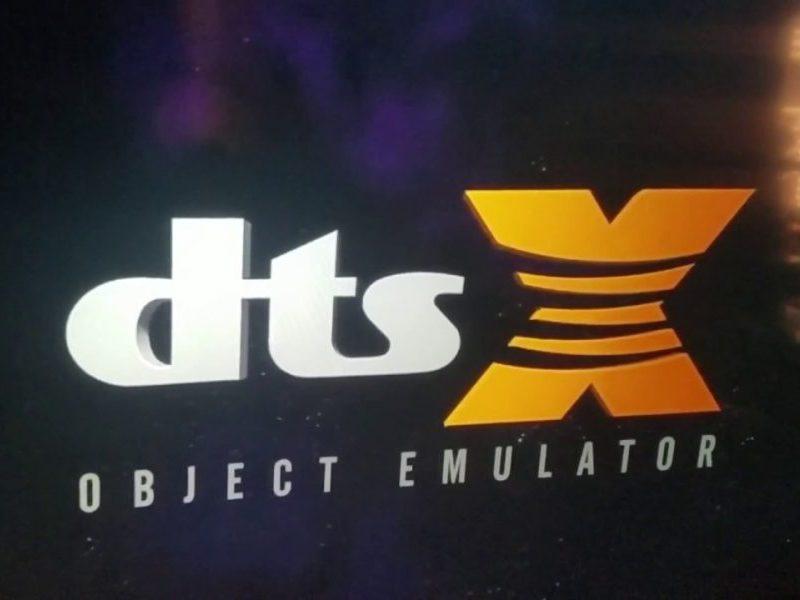 DTS:X en televisión