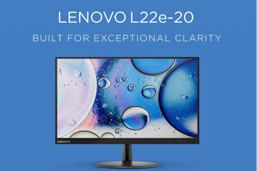 El Lenovo L22e-20 es compatible con FreeSync de AMD