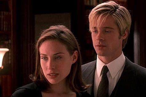 Atención a Brad Pitt, ¿de qué año es esta película?