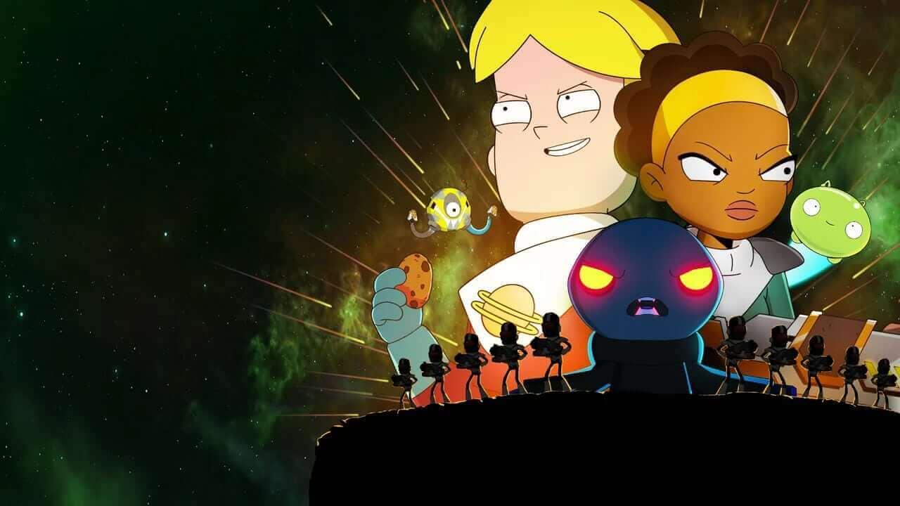 Otra irreverente serie de animación para adultos