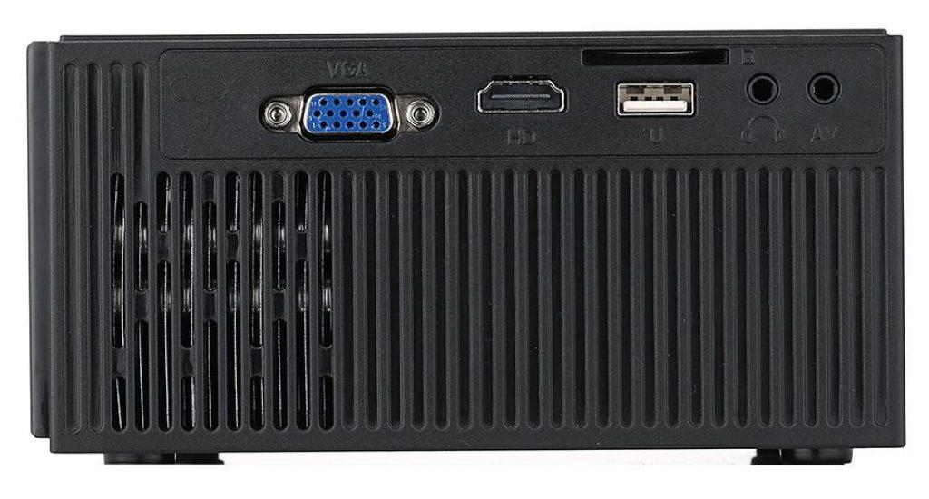 Alfawise A20 - Puertos e interfaces