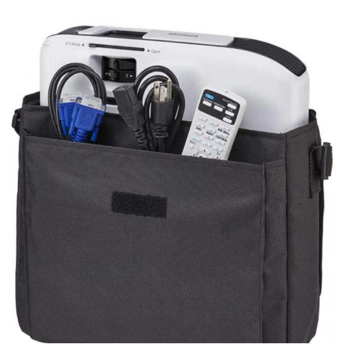 Epson EB-S39 - Bolso y accesorios