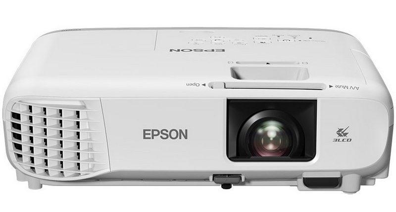 Epson EB-S39 - Parte frontal