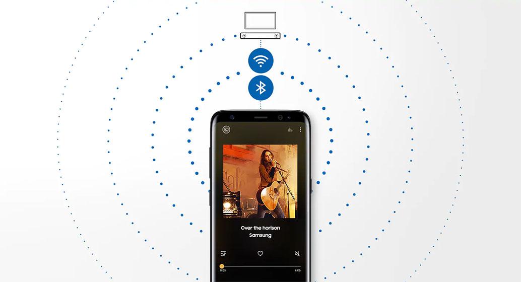 Samsung HW-N850 - Bluetooth