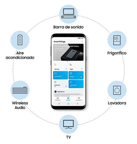Samsung HW-N850 - Smartthings