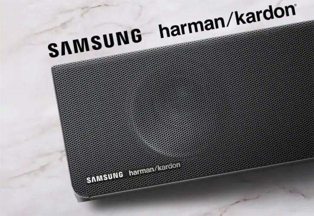Samsung HW-N850 - sonido Harman Kardon
