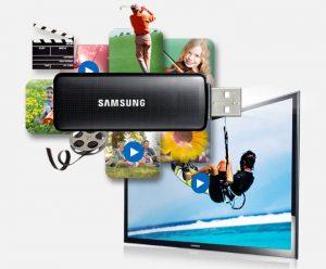 Samsung UE40N5300 - ConnectShare 2.0