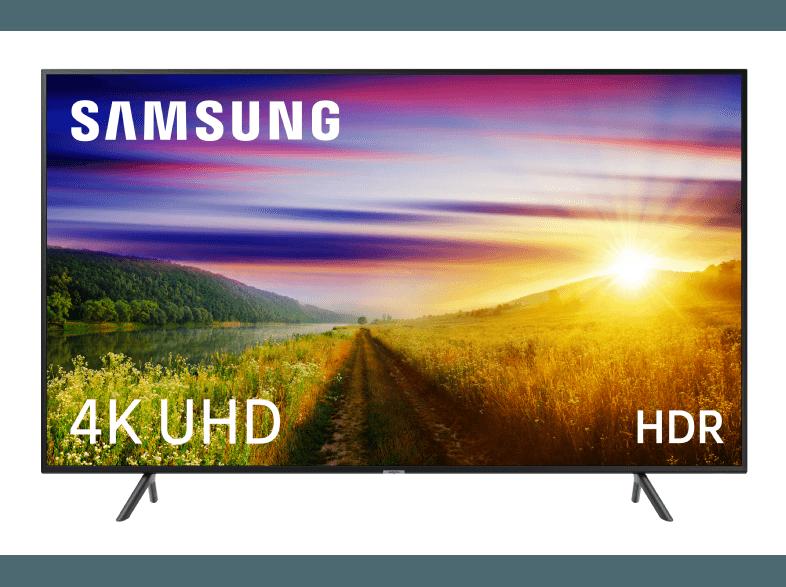 Samsung UE55NU7175, calidad de imagen