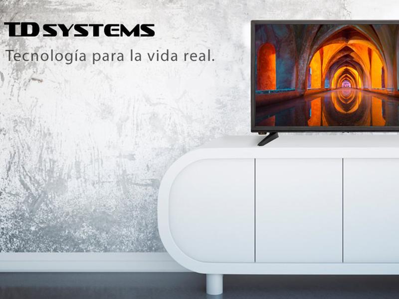 TD Systems K50DLH8F