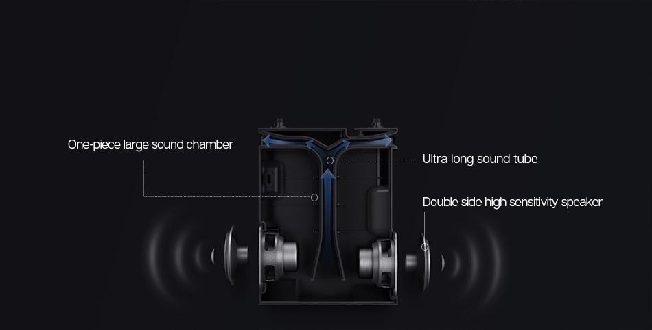 Xiaomi Mijia MJJGTYDS02FM - Dolby Audio