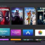 modo oscuro en Apple TV