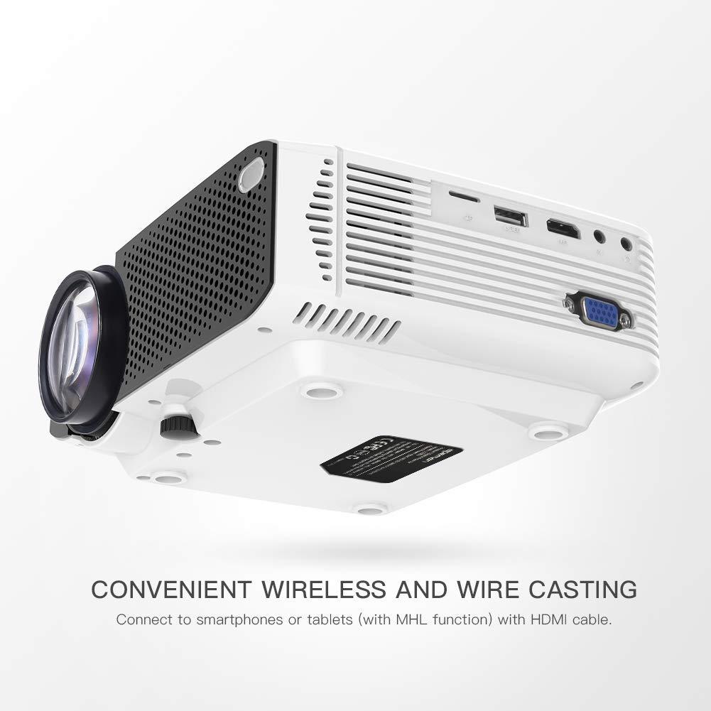APEMAN 3500 - Conectividad