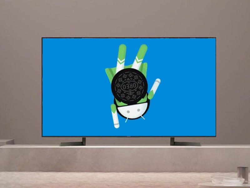 Android Oreo en los televisores Sony