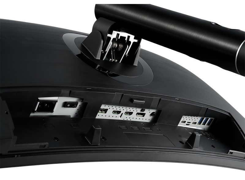 Asus ProArt PA34VC - Puertos y conexiones