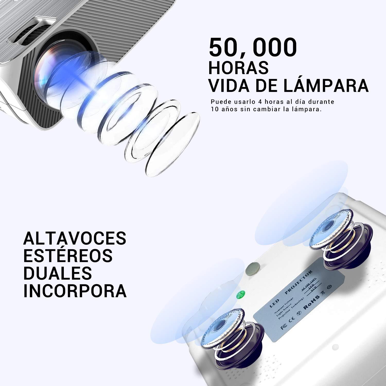 BOMAKER Proyector 3600 - Características