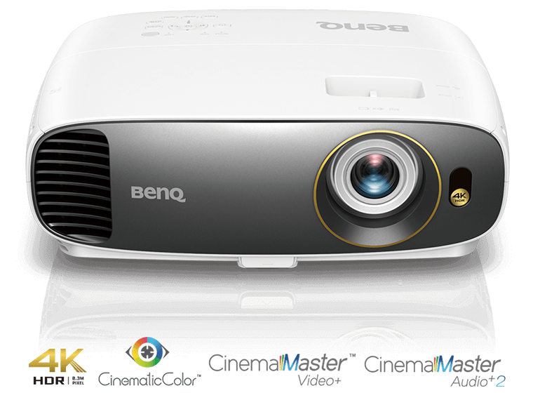 BenQ W1700 - Características