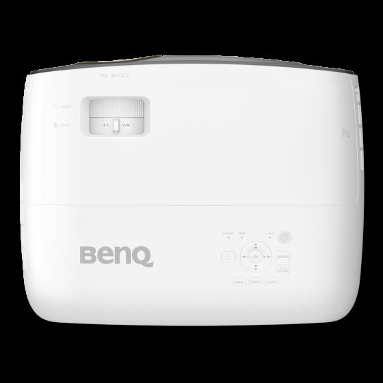 BenQ W1700 - parte superior