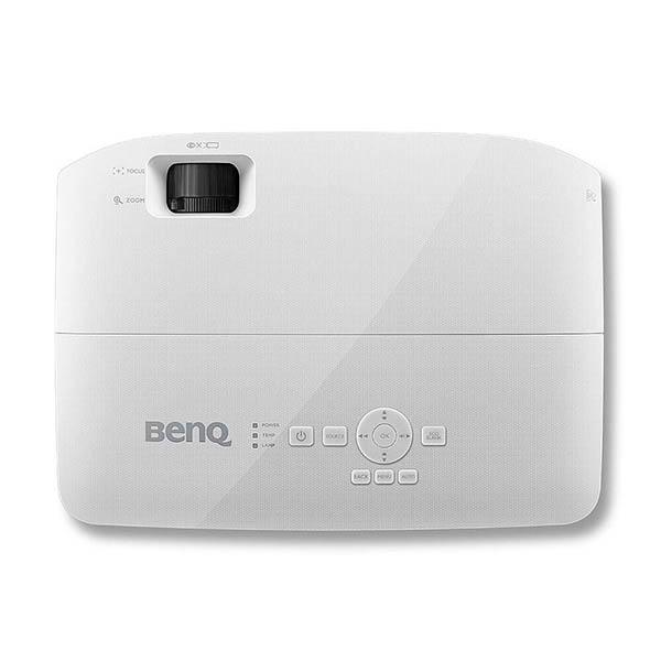 Benq MW535 - parte superior