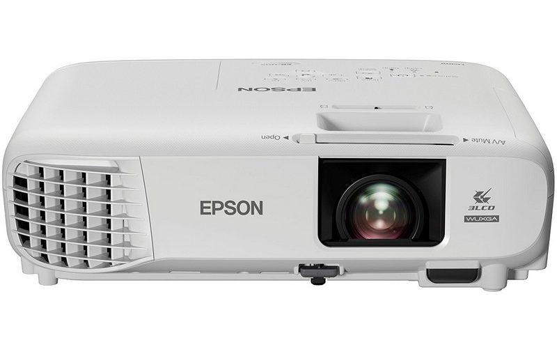 Epson EB-U05 - Parte frontal