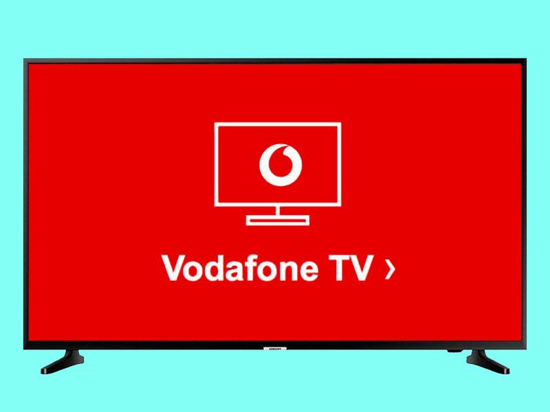 Vodafone TV en los televisores Samsung