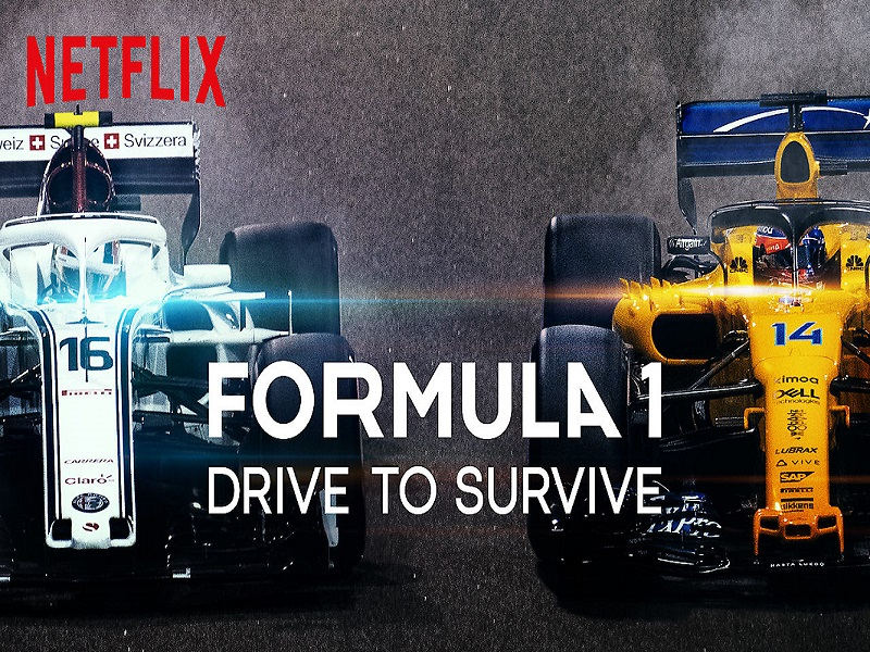 documental de fórmula 1 de netflix